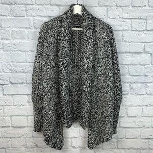 Express Wool Blend Knit Cardigan Sweater XS